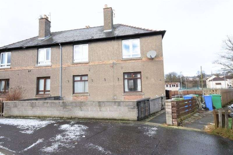 2 Bedrooms Flat for sale in Whirlbut Street, Dunfermline