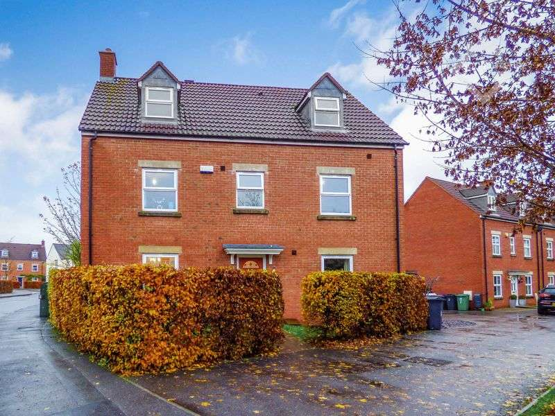5 Bedrooms Detached House for sale in Warren Road, Trowbridge