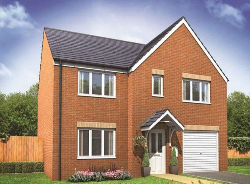 4 Bedrooms Detached House for sale in The Winster at Moorfield, Moorfield Way, York, YO41 5PN