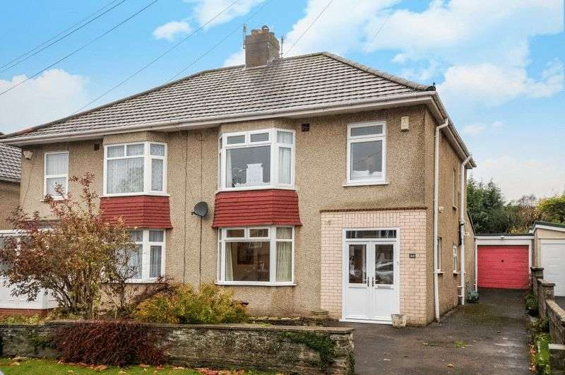 3 Bedrooms Semi Detached House for sale in Sandyleaze, Westbury on Trym