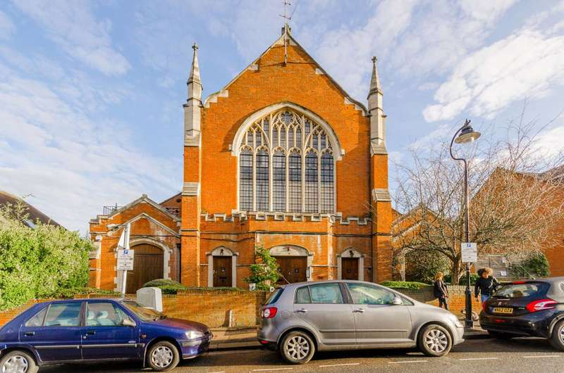 1 Bedroom Flat for sale in Mayfield Road, Crouch End, N8