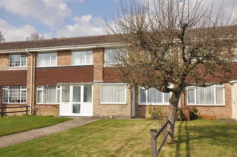 3 Bedrooms Terraced House for sale in Ferndown