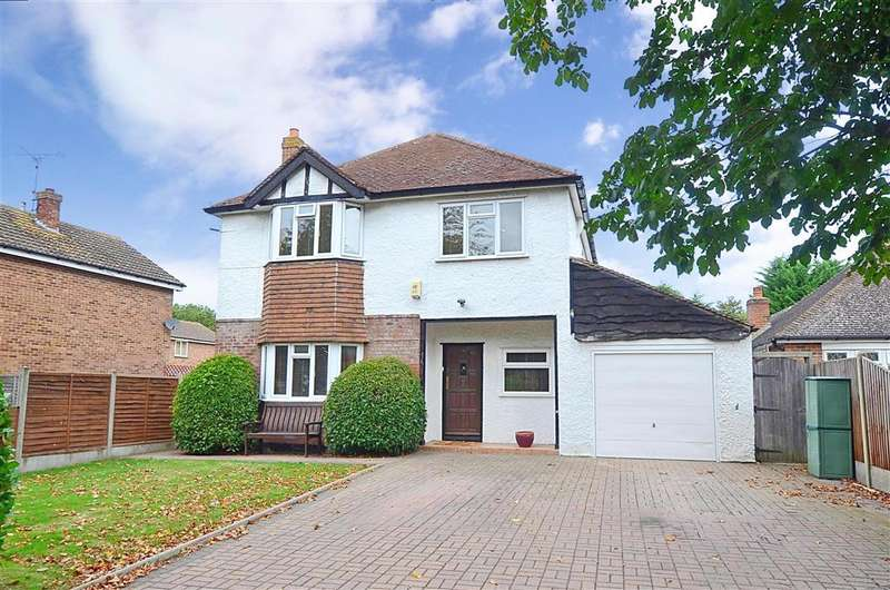 4 Bedrooms Detached House for sale in Orchard Road, Herne Bay, Kent