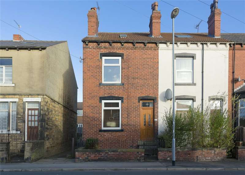 4 Bedrooms Terraced House for sale in Randolph Street, Bramley, Leeds, West Yorkshire, LS13