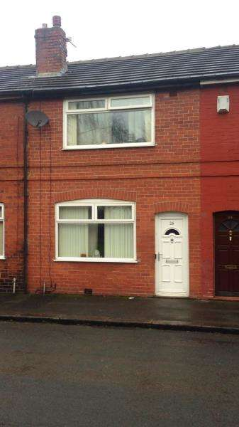 3 Bedrooms Terraced House for sale in 26 ROBERTSHAW STREET, LEIGH, LANCASHIRE