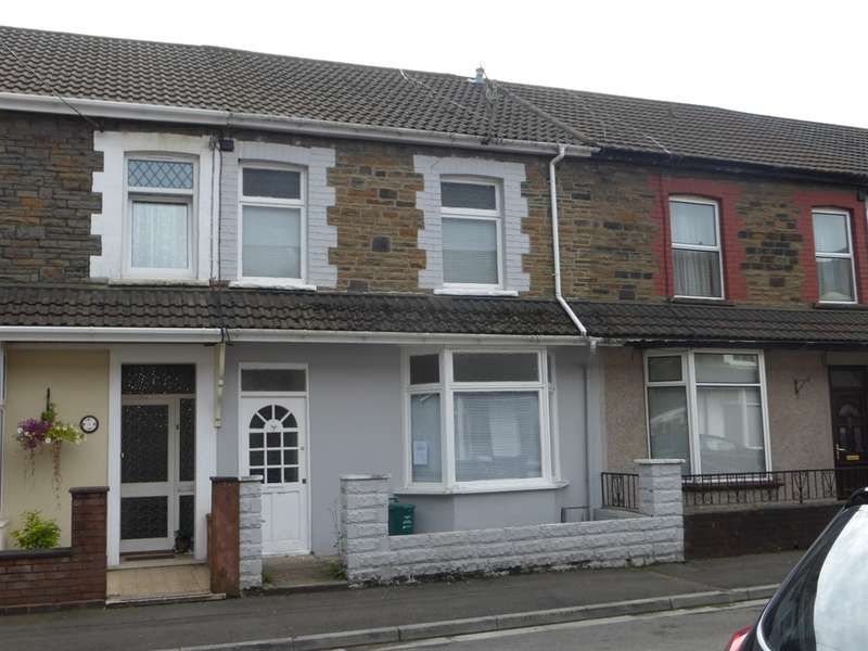 3 Bedrooms Terraced House for sale in Tudor Street, Rhydyfelin, Pontypridd