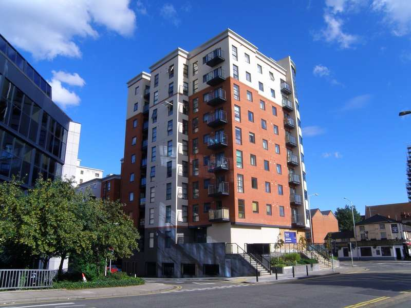 2 Bedrooms Apartment Flat for rent in Watlington St, Reading, RG1