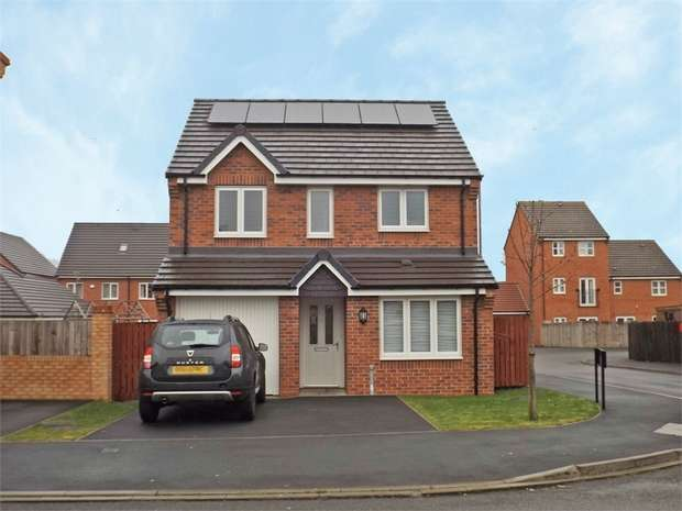 3 Bedrooms Detached House for sale in Mulberry Wynd, Stockton-on-Tees, Durham