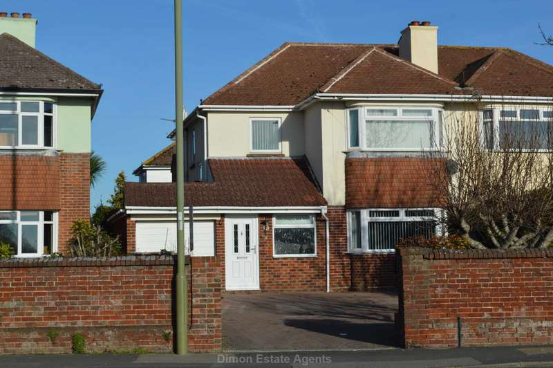 3 Bedrooms Semi Detached House for sale in Privett Road, Gosport