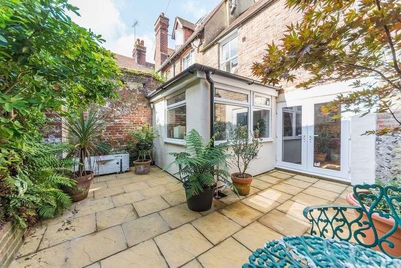 3 Bedrooms Cottage House for sale in Queen Street, Arundel