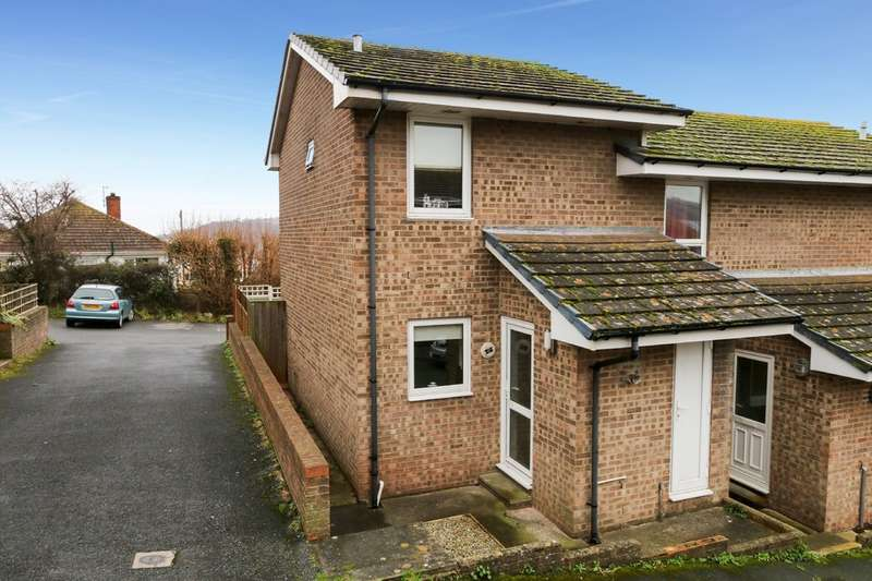 2 Bedrooms Semi Detached House for sale in Broadmeadow View, Teignmouth