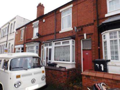 2 Bedrooms Terraced House for sale in Park Road, Netherton, Dudley, West Midlands