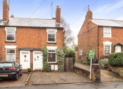 2 Bedrooms End Of Terrace House for sale in Castle Road, Cookley, Kidderminster