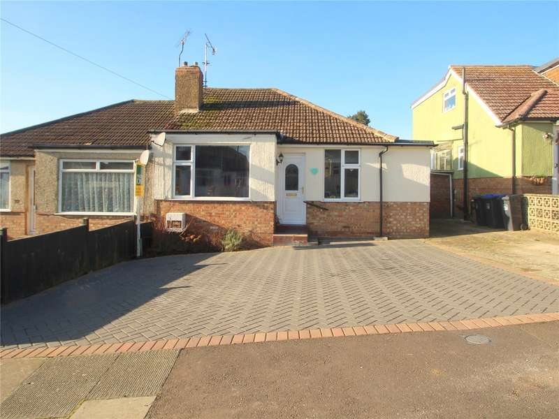 3 Bedrooms Semi Detached Bungalow for sale in Alandale Road, Sompting, West Sussex, BN15