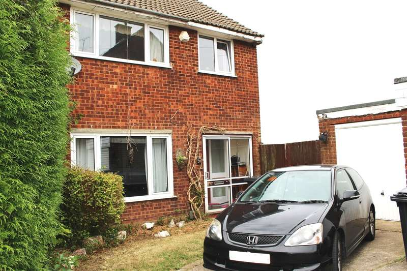3 Bedrooms Property for sale in Yew Street, Houghton Regis