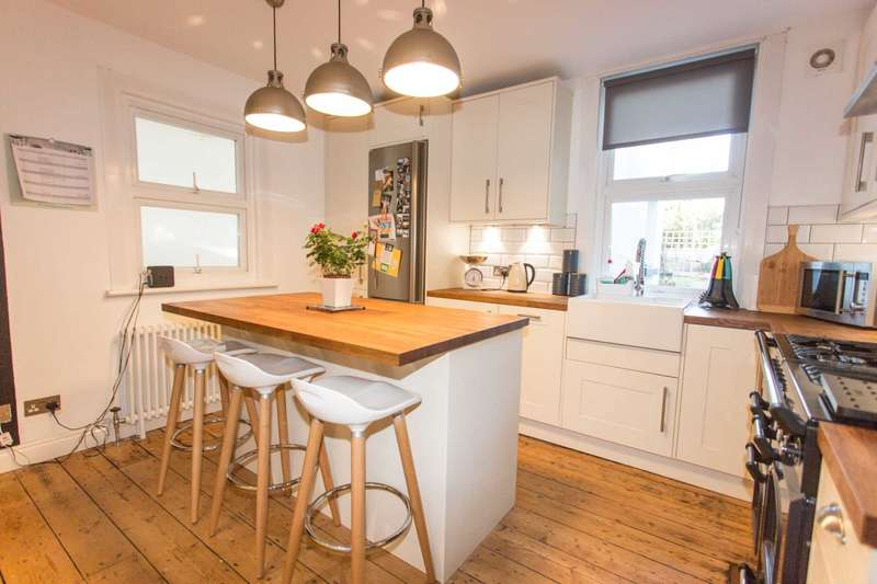 3 Bedrooms End Of Terrace House for sale in Ridley Road, Rochester