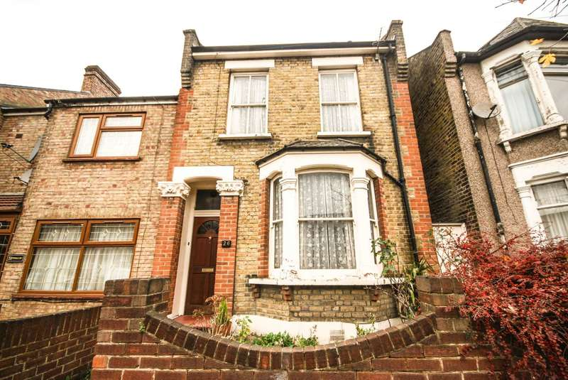 3 Bedrooms House for sale in Tyndall Road, Leyton