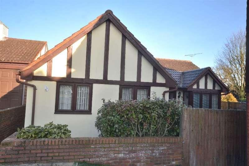 3 Bedrooms Bungalow for sale in Tudor Manor Gardens, Garston Watford, Herts