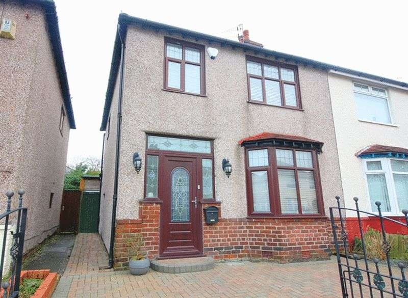 3 Bedrooms Semi Detached House for sale in Terence Road, Childwall, Liverpool, L16