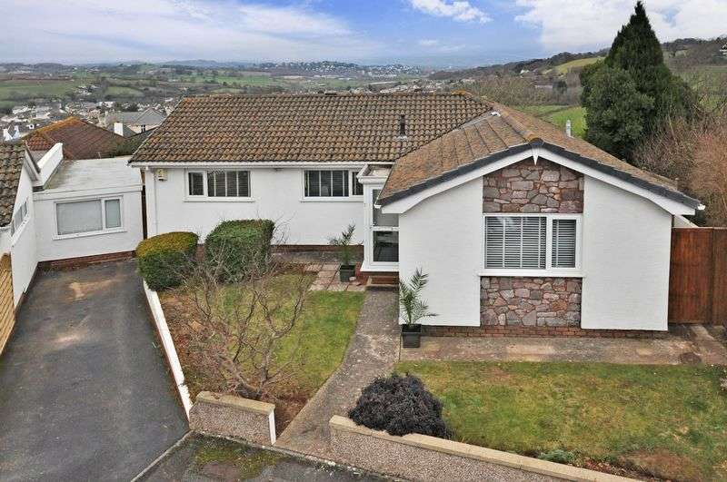3 Bedrooms Detached Bungalow for sale in Kingskerswell
