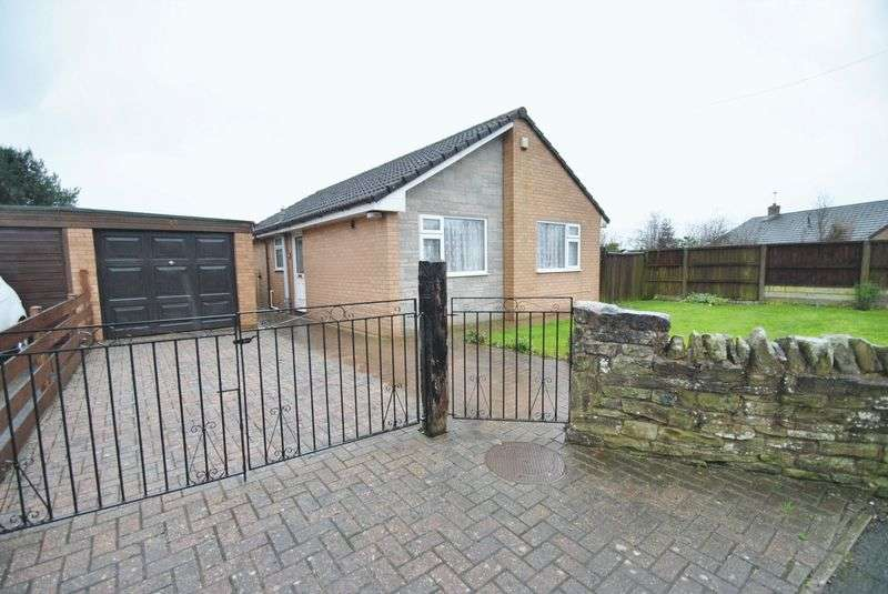 2 Bedrooms Detached Bungalow for sale in BERRY HILL, COLEFORD, GLOUCESTERSHIRE