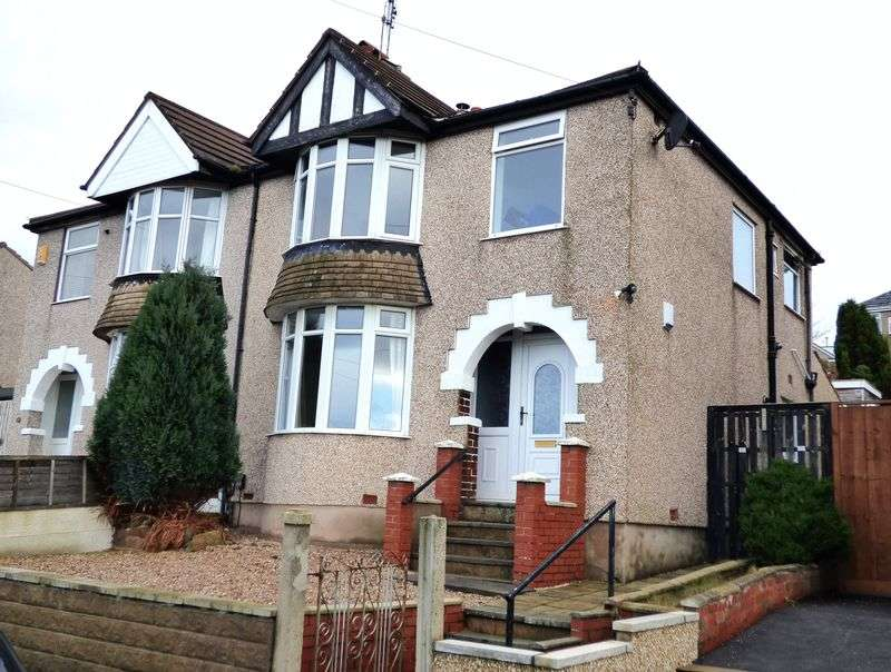 3 Bedrooms Semi Detached House for sale in Kayswell Road, Torrisholme