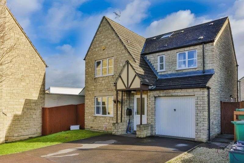 5 Bedrooms Detached House for sale in The Reddings, Cheltenham