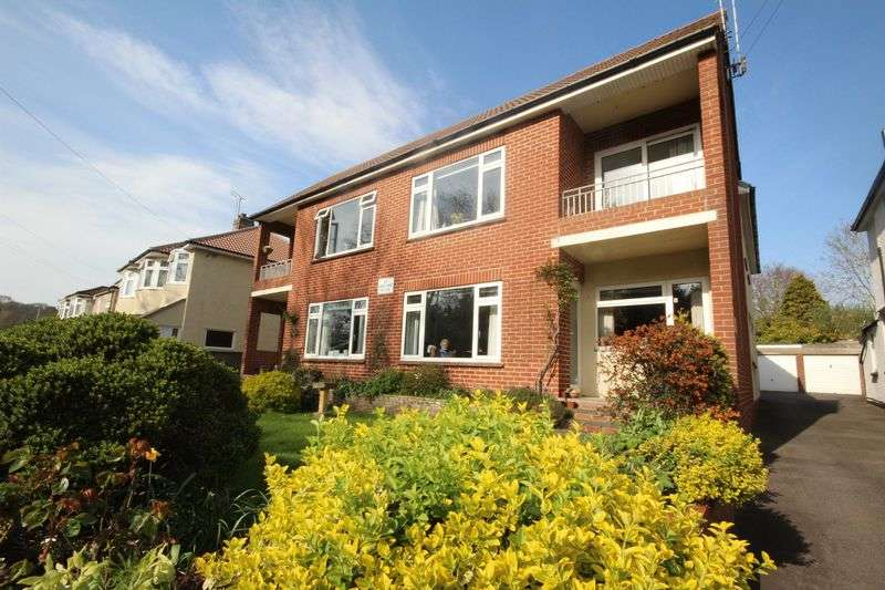 2 Bedrooms Flat for sale in Canford Lane, Bristol