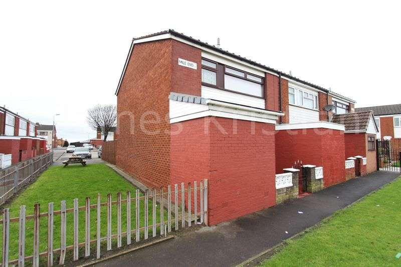 3 Bedrooms Terraced House for sale in Mile End, Liverpool