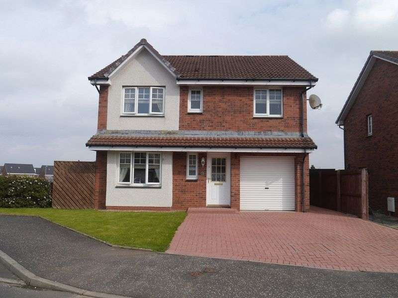 4 Bedrooms Detached House for sale in Macallan Mews, Motherwell