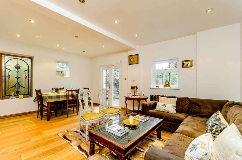 4 Bedrooms House for sale in Lebanon Gardens, East Putney, SW18