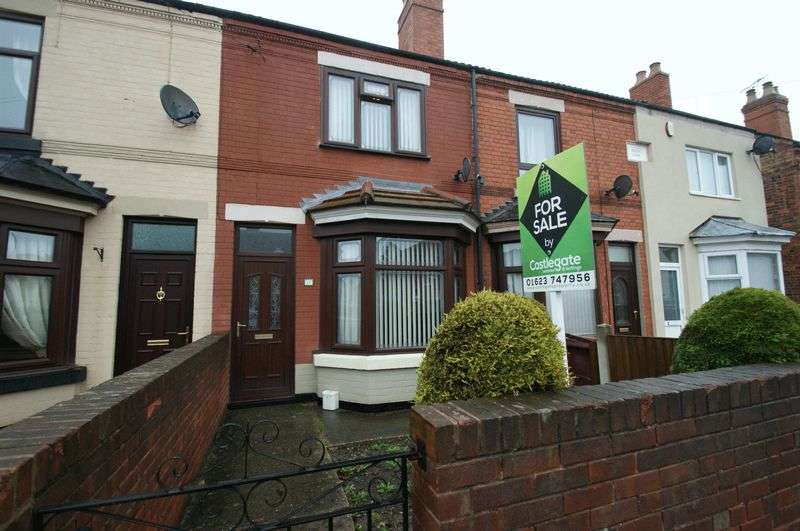 3 Bedrooms Terraced House for sale in Burlington Avenue, Langwith Junction