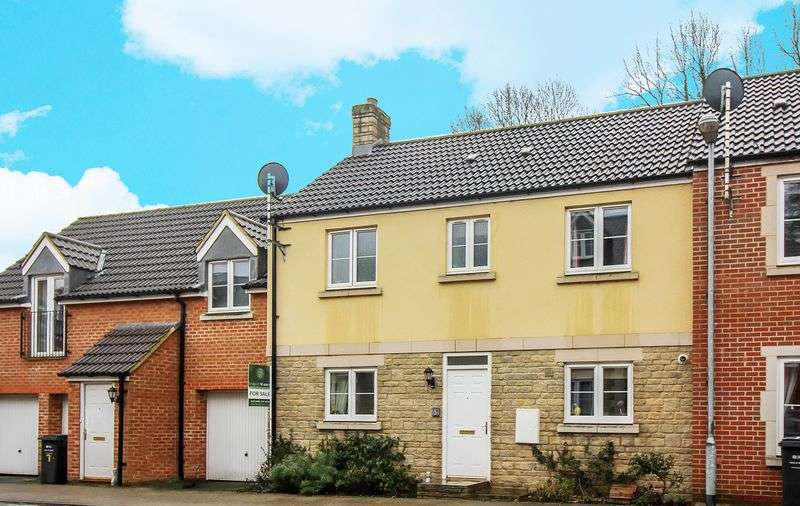 3 Bedrooms Terraced House for sale in Southfield Way, Frome