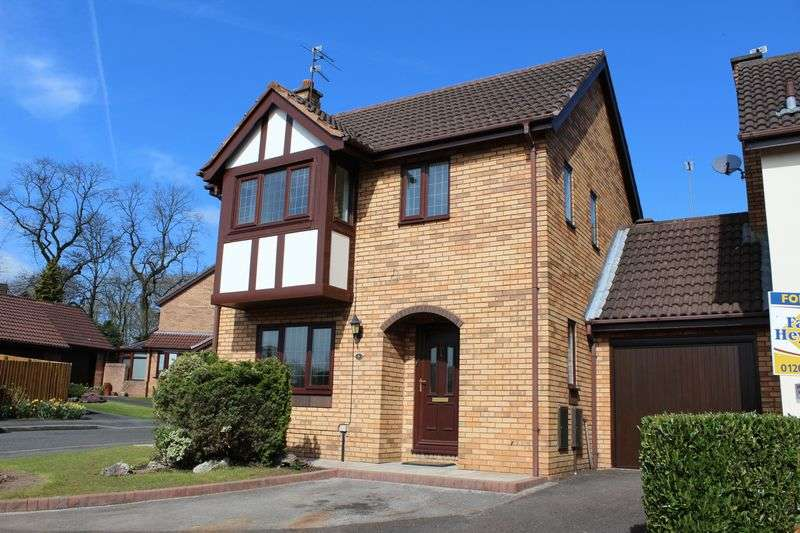 3 Bedrooms Detached House for sale in Keilder Mews, Heaton, BL1. 3 BED LINK DETACHED FAMILY HOME, CUL DE SAC