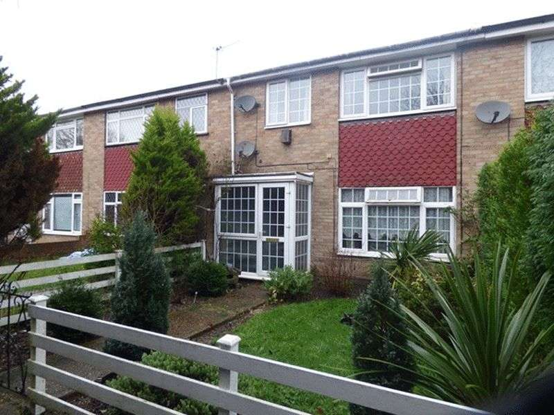 4 Bedrooms Terraced House for sale in Chilsey Green Road, CHERTSEY