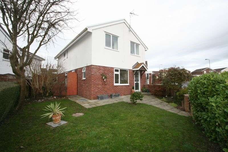 3 Bedrooms Detached House for sale in Monmouth Way, Llantwit Major