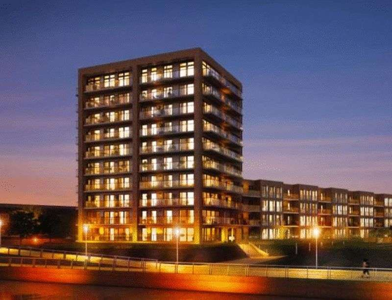 2 Bedrooms Flat for sale in Imperial Building, Royal Arsenal Riverside SE18