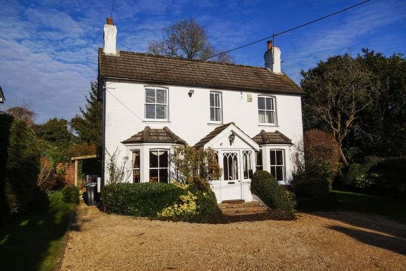 4 Bedrooms Detached House for sale in Little Kingshill