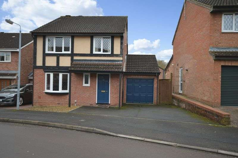 4 Bedrooms Detached House for sale in Sparcells, West Swindon