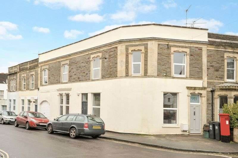 2 Bedrooms Flat for sale in Etloe Road, Westbury Park