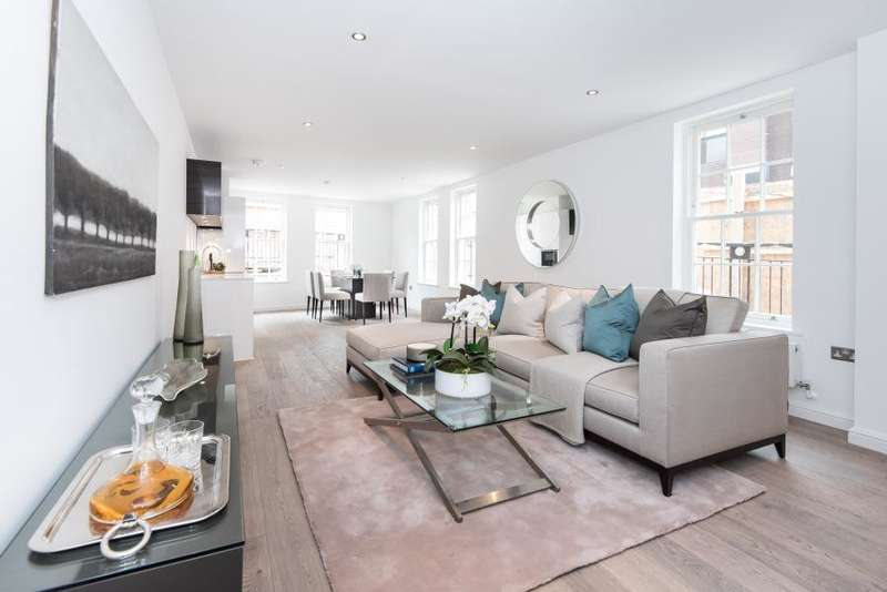2 Bedrooms Flat for sale in Red Lion Street, Richmond TW9