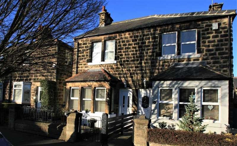 3 Bedrooms Semi Detached House for sale in 135 Albert Road, close to Bilton schools, Harrogate HG1 4HT