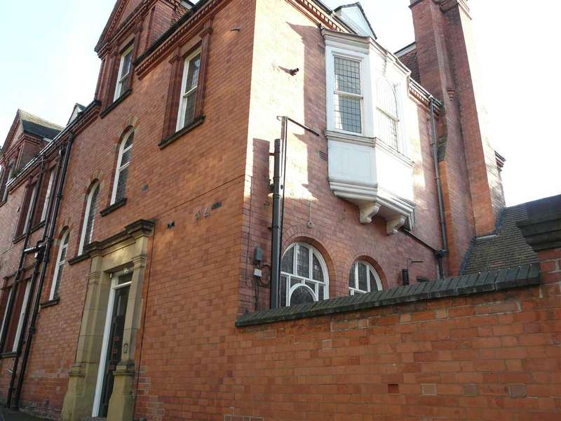 2 Bedrooms Apartment Flat for rent in NEWCASTLE DRIVE, NOTTINGHAM