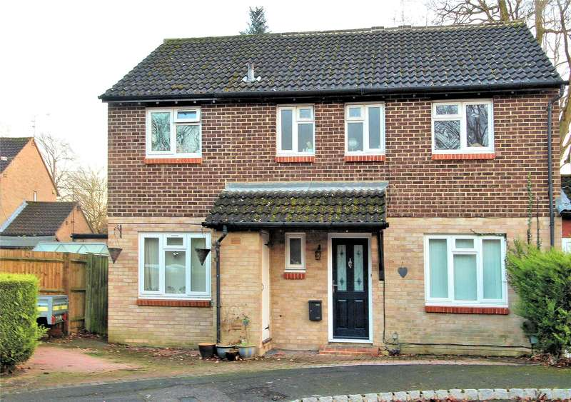 5 Bedrooms Link Detached House for sale in Alterton Close, Woking, Surrey, GU21