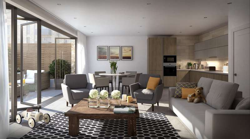 3 Bedrooms House for sale in Cambium, Southfields, SW19