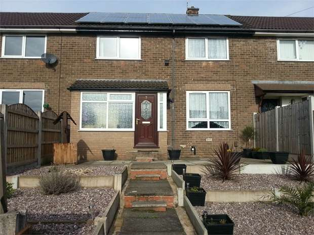 3 Bedrooms Terraced House for sale in Lorne Way, Heywood, Lancashire