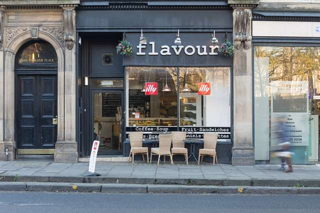 Cafe Commercial for sale in Drumsheugh Place, West End, Edinburgh, EH3 7PT