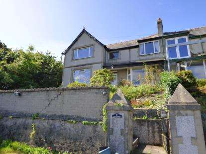 5 Bedrooms Semi Detached House for sale in Borth Road, Porthmadog, Gwynedd, LL49