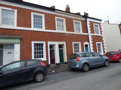 2 Bedrooms Terraced House for sale in Clapham Terrace, Leamington Spa, Warwickshire