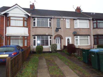 2 Bedrooms Terraced House for sale in Willenhall Lane, Binley, Coventry, West Midlands